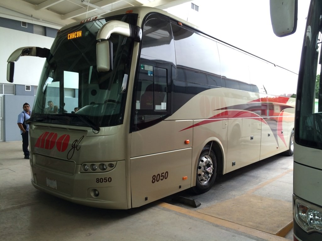 ADOGLのバス