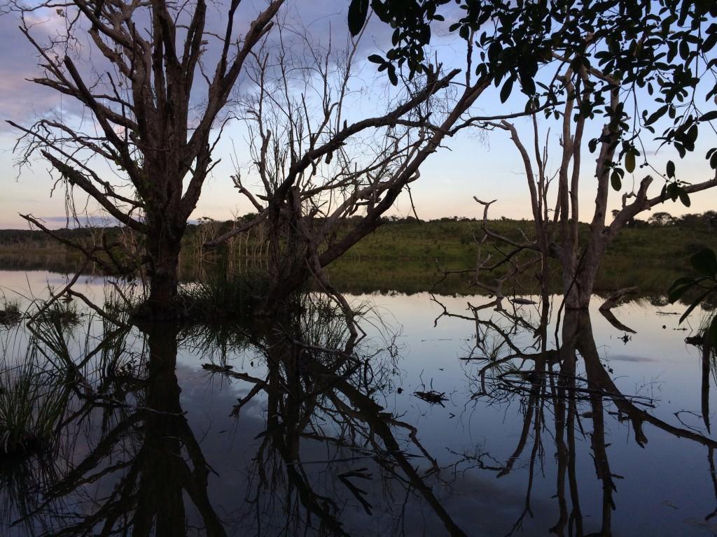 ジレルチェの湖