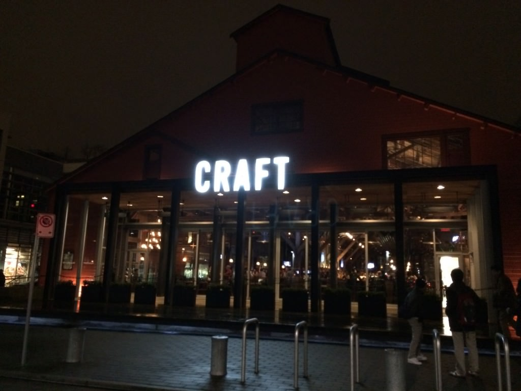CRAFT Beer Market お店外観