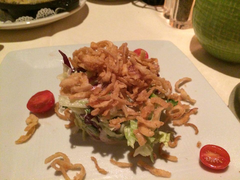 RUTH'S CHOP SALAD (ルースズ・チョップサラダ)