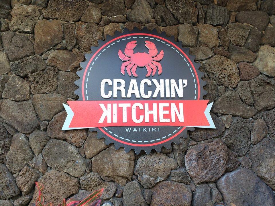 クラッキン・キッチンのロゴ