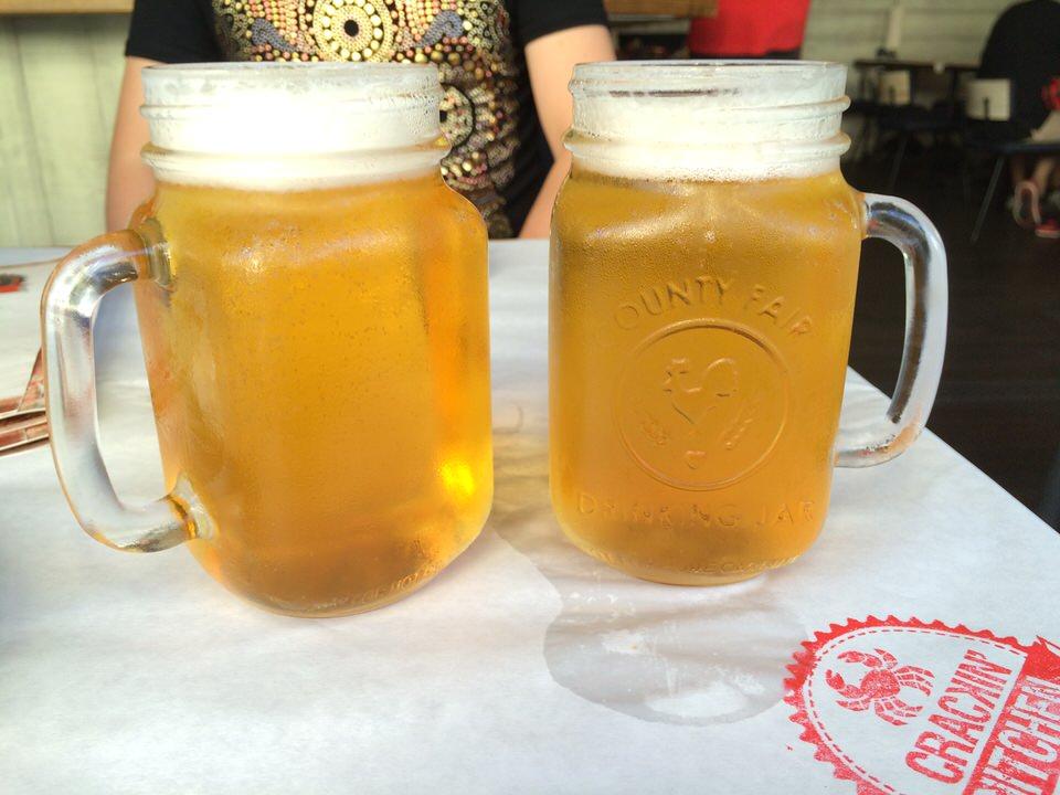 ビッグウェーブ・ゴールデンエールで乾杯!