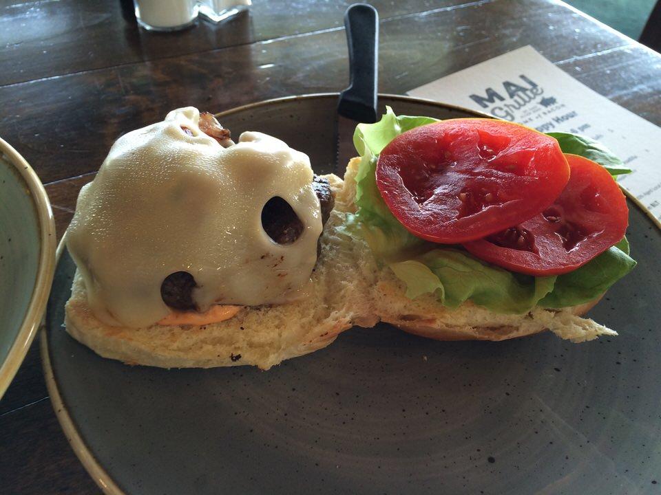 20/80 Burger $9