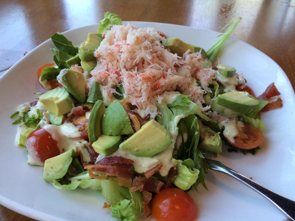 Crabbie Piggie Salad $14