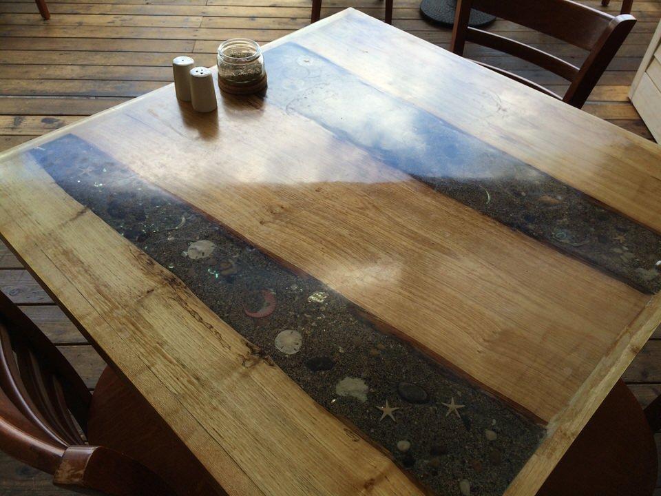 デイライトマインド テーブル席