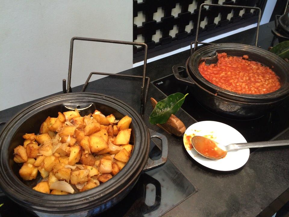 豆&ポテト