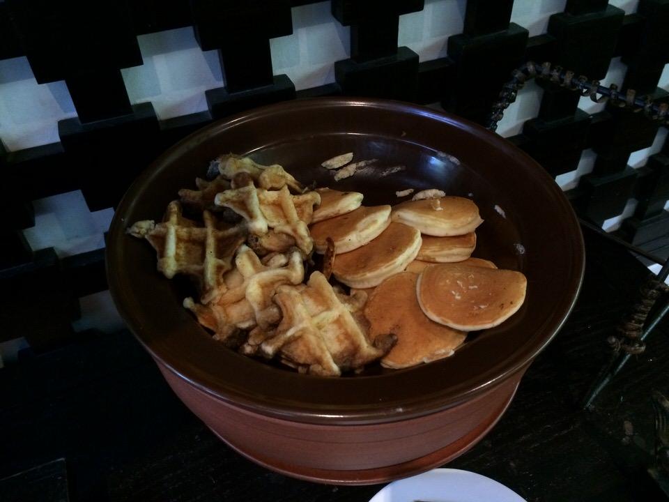 ワッフル&パンケーキ