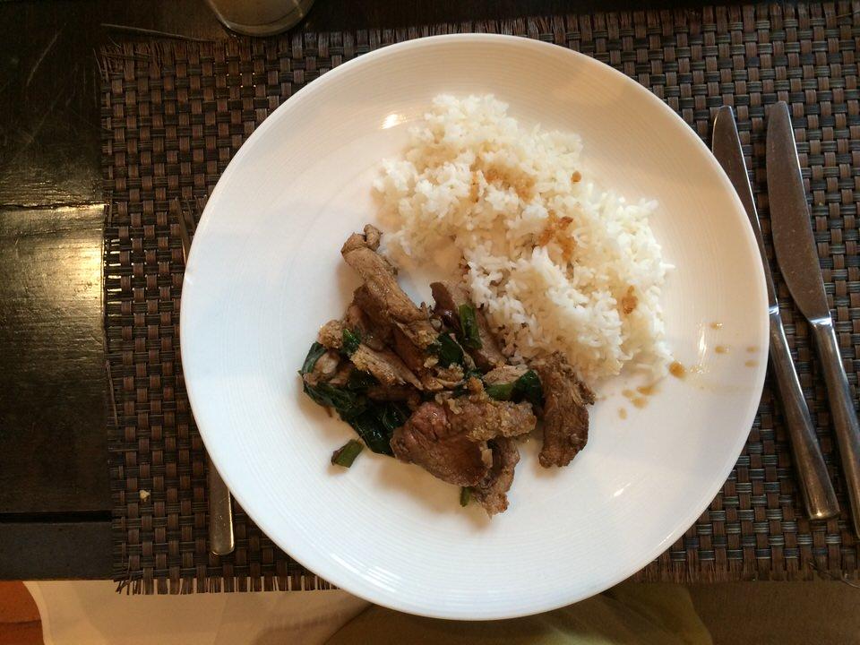 牛肉の煮込み料理