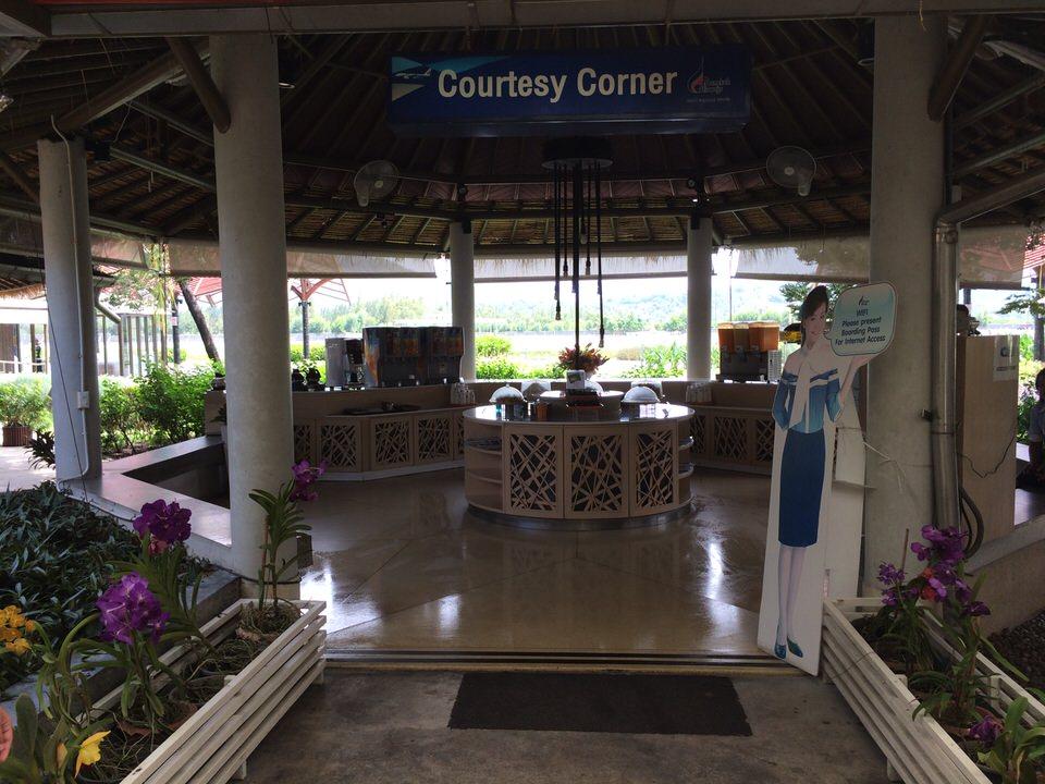 誰でも利用可能なCourtesy Corner