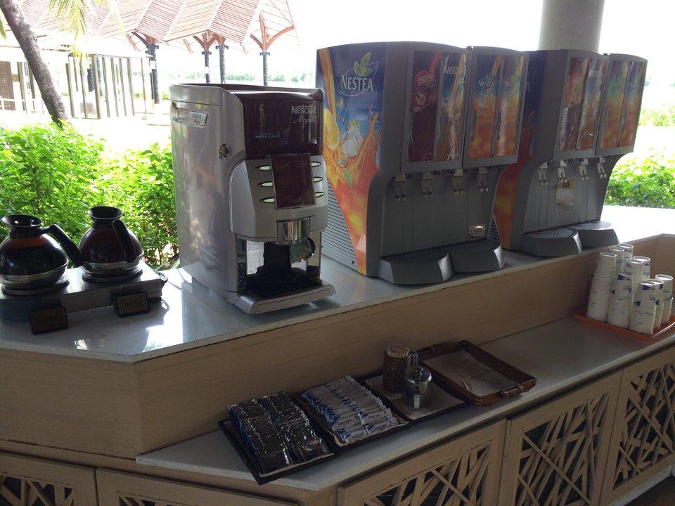 コーヒー・紅茶サーバー