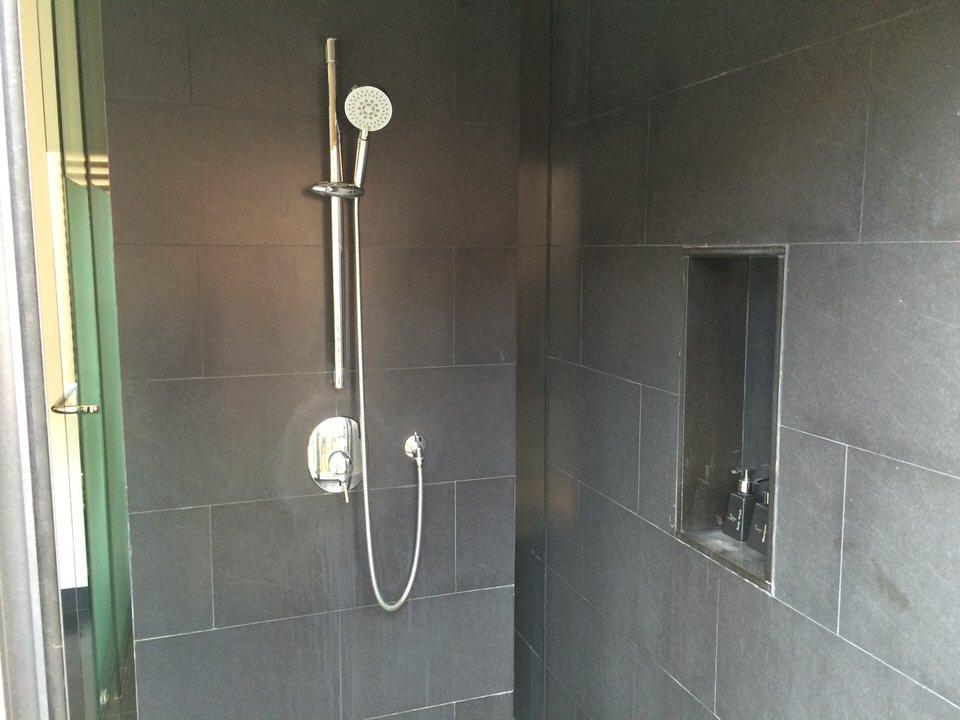 室内シャワー