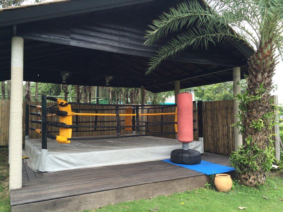 ボクシングのリング