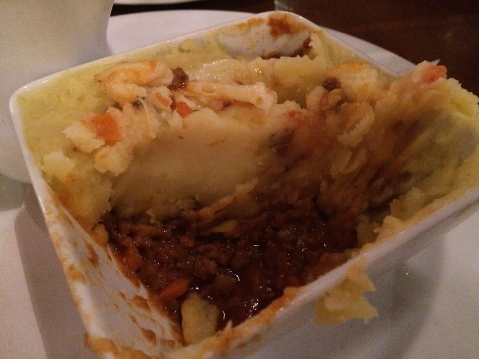 TRADITIONAL COTTAGE PIE の中身