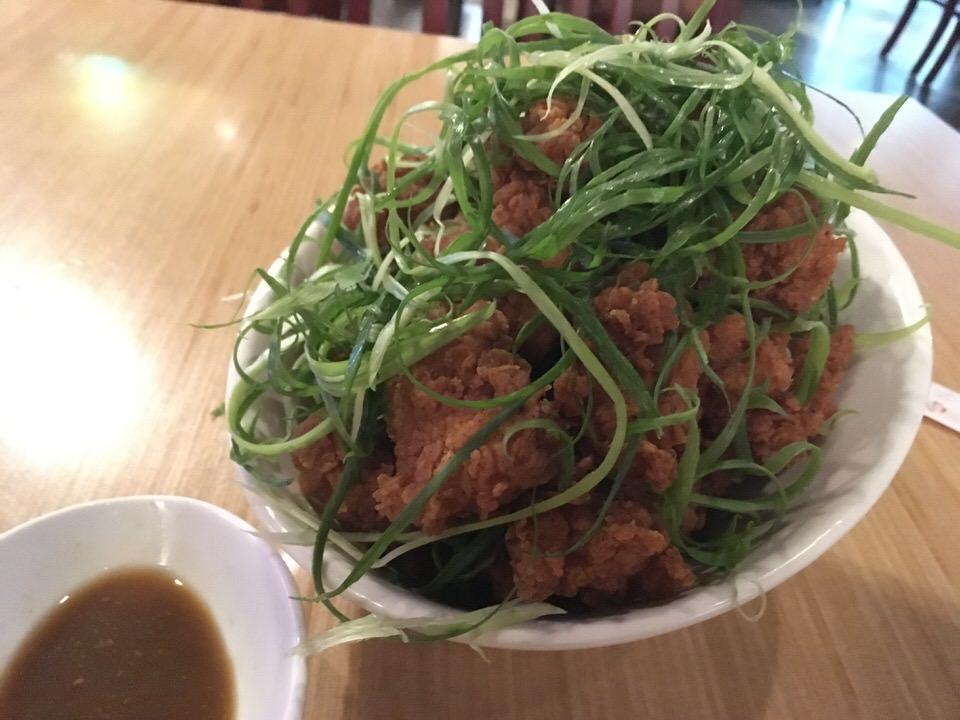 """""""Pa Dak"""" Modern Seoul Chicken $18.95"""