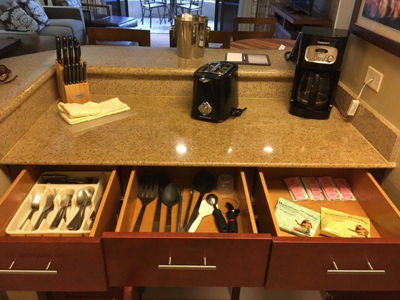 カトラリーに調理道具、コーヒーパック