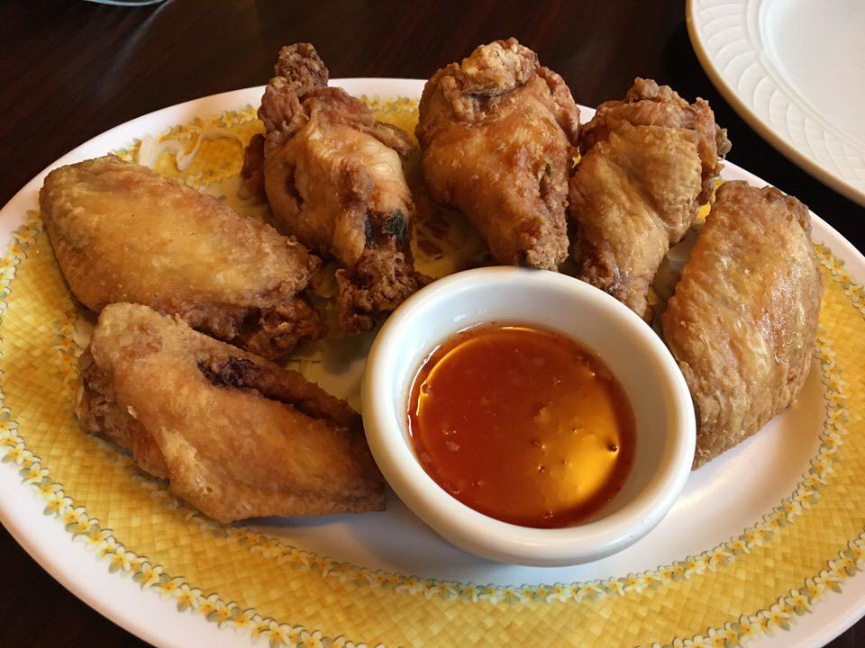 Fried Chicken Wings $12.00