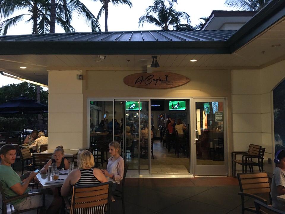 A-Bays Island Grillのお店外観