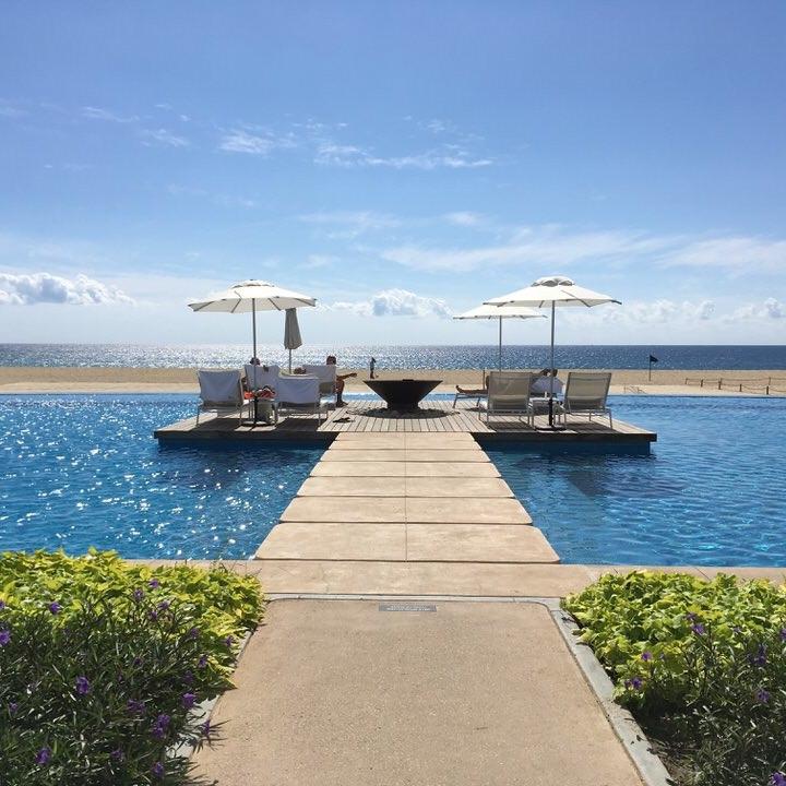 Nice Pool at Grand Mayan Los Cabos