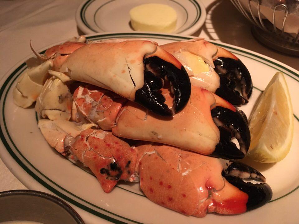 Florida Stone Crab Claws - Select 6 $49.95