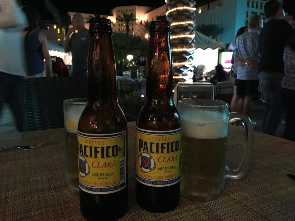 Pacifico 35ペソ