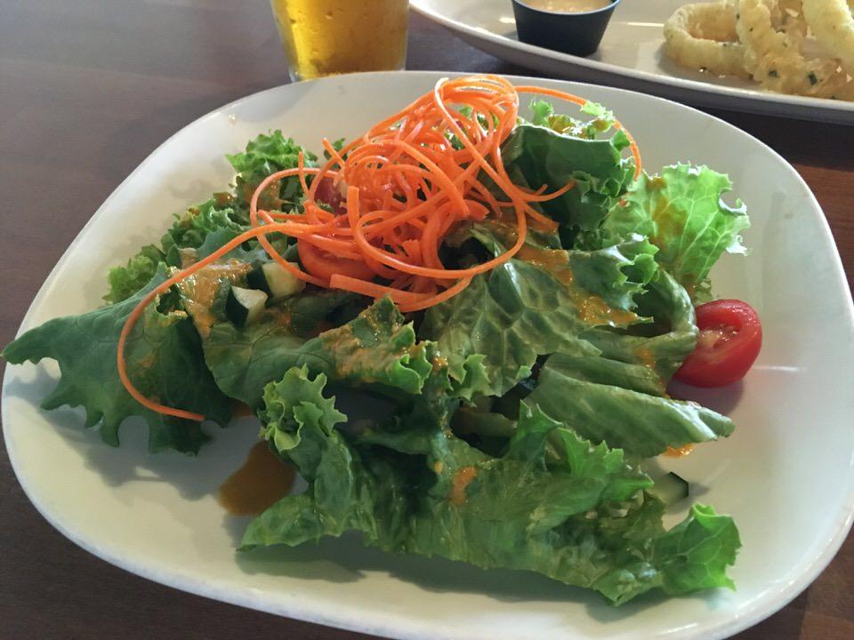 ビッグアイランドガーデンサラダ (Big Island Garden Salad) 8ドル