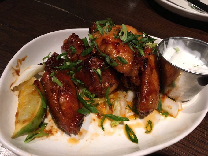 Chicken Wings チキンウィング 14ドル