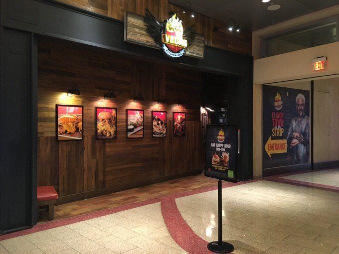 Guy Fieris Vegas Kitchen & Barの入り口