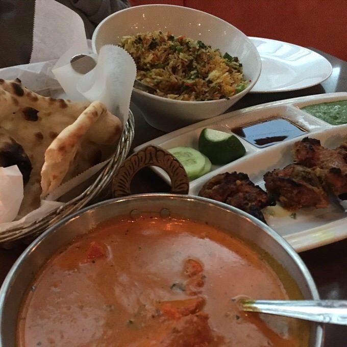 Tamba Indian Cuisine & Loungeの料理