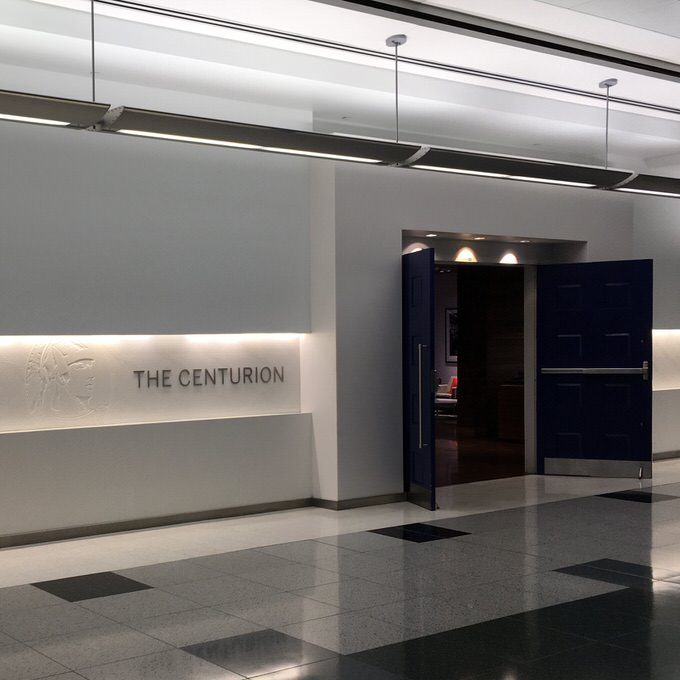 The Centurion Lounge Las Vegas