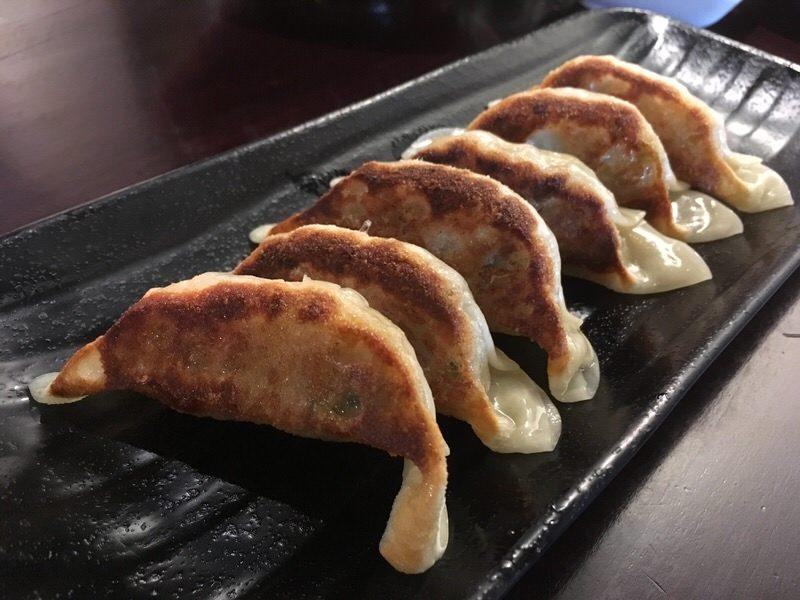 AGU餃子 5.5ドル