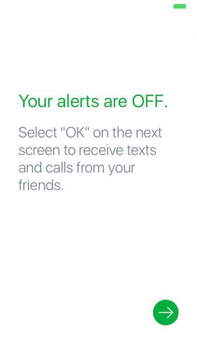 NextPlusでアメリカの電話番号を取得する手順 その3
