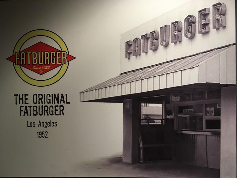 1952年にロサンゼルスからスタートしたファットバーガー