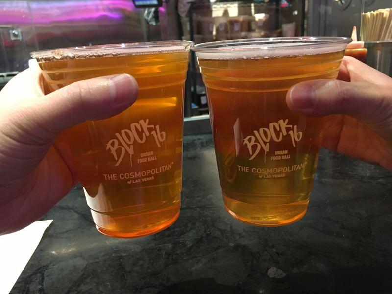 LARDの地ビールで乾杯!