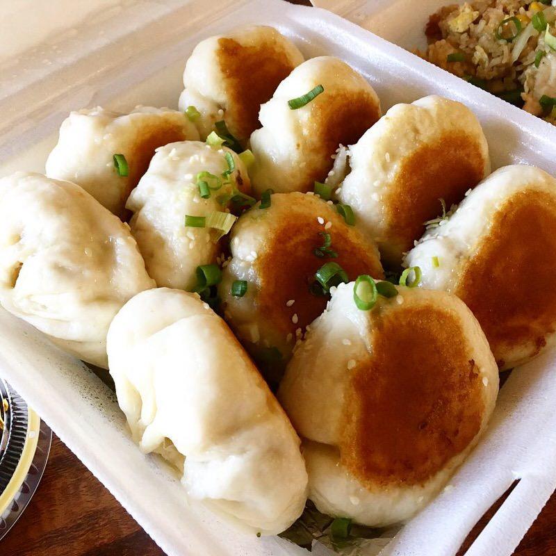 16. Shanghai Pork Meat Buns $14.95