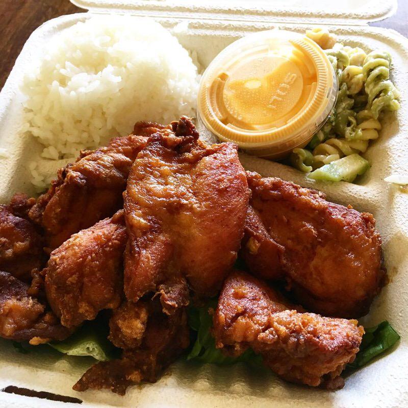 Mochiko Chicken $9.00
