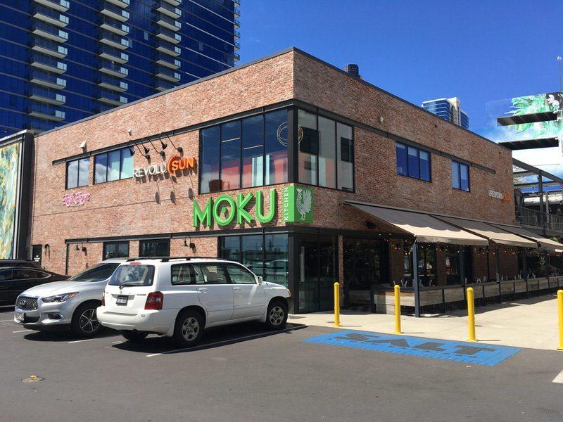 Moku Kitchen(モクキッチン)のお店外観