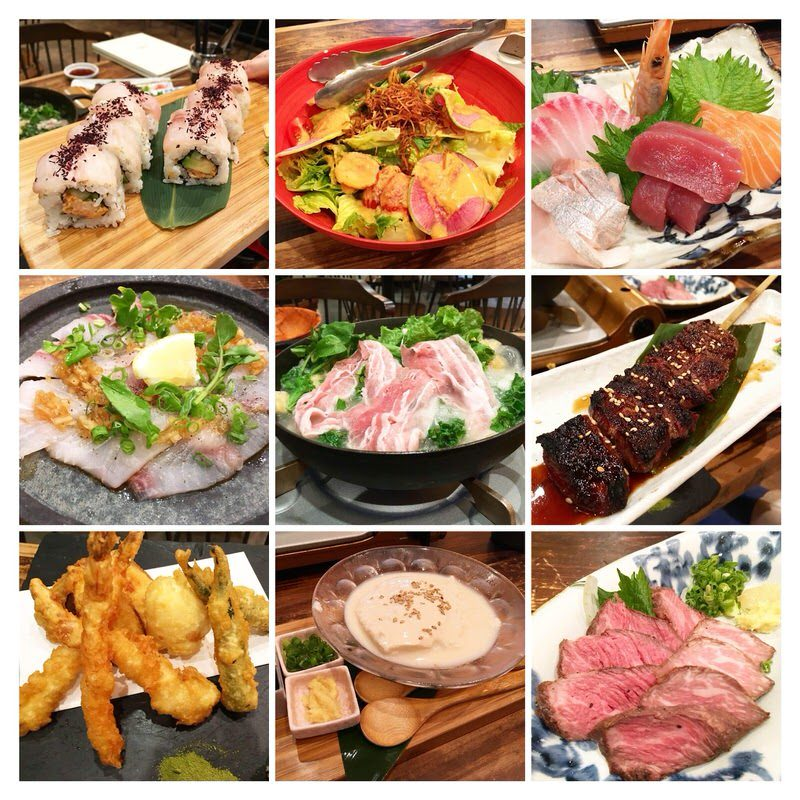 Minori Craft Japanese Tavern(創作居酒屋みのり)のMinori Nabe Special Course
