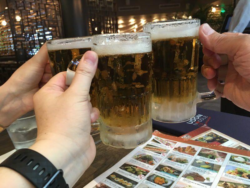 SAPPORO 1.99ドル (通常5ドル)で乾杯!