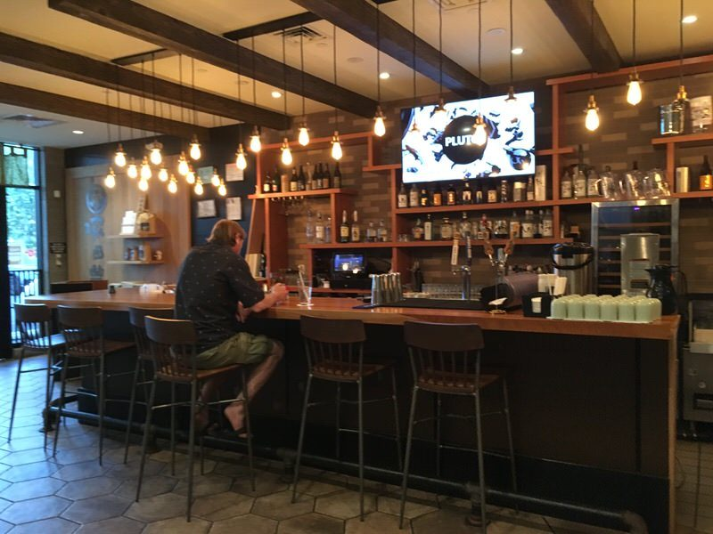 Minori Craft Japanese Tavern(創作居酒屋みのり)の店内 バーカウンター