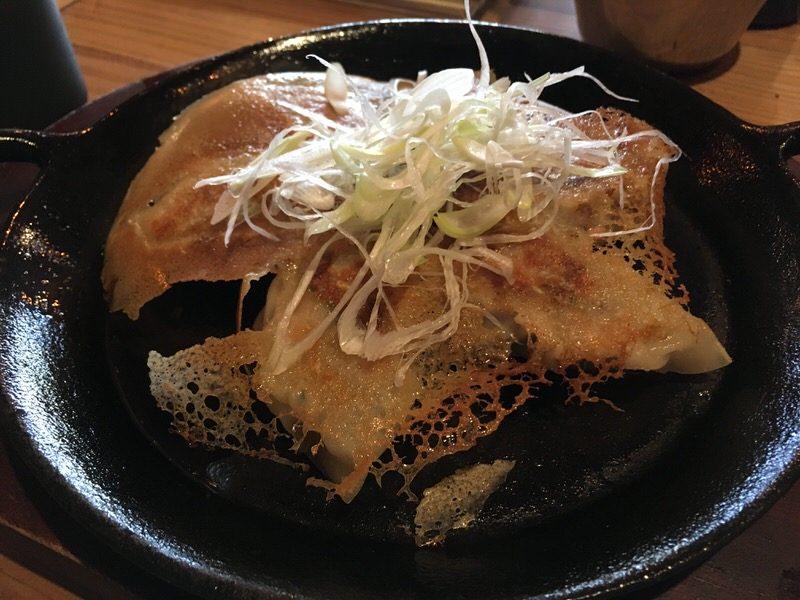 MINORI Juicy Gyoza 6.8ドル (通常8.5ドル)