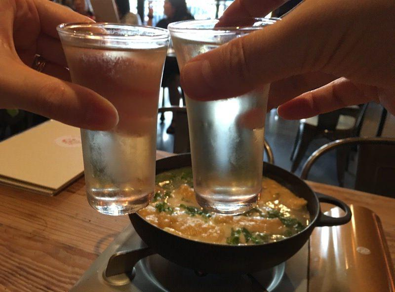 House Sake 5ドルで乾杯!