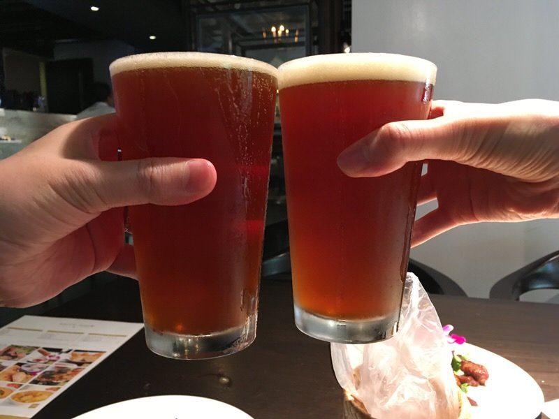 5ドルのFresh Squeezed IPAで乾杯!