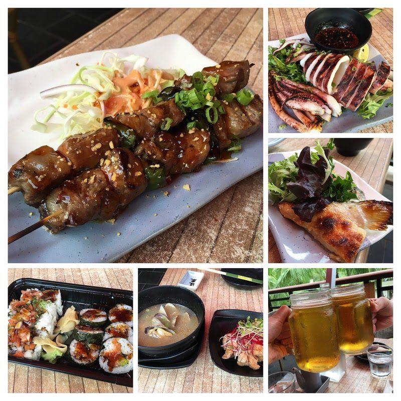 道楽寿司のハッピーアワー