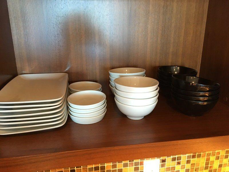 ご飯茶碗や味噌汁によさそうなお椀も