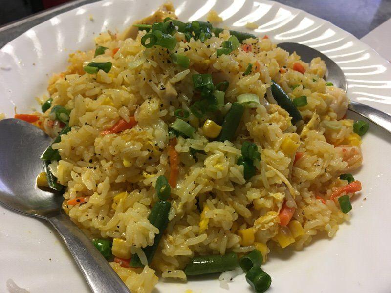 チャーハン Fried Rice 11ドル